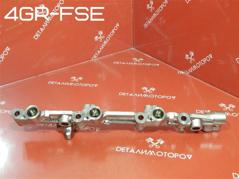 Топливная рейка Toyota Crown DBA-GRS180 4GR-FSE