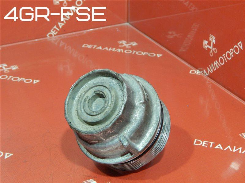 Корпус масляного фильтра Toyota Crown DBA-GRS180 4GR-FSE