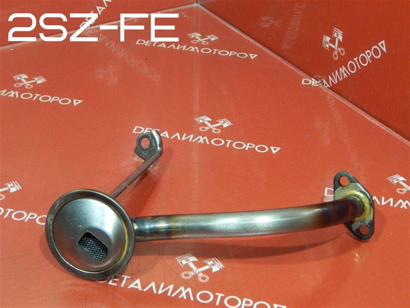 Маслоприемник Toyota Belta DBA-SCP92 2SZ-FE