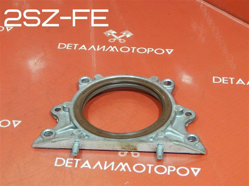 Крышка коленвала Toyota Belta DBA-SCP92 2SZ-FE