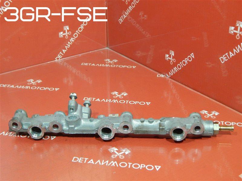 Топливная рейка Toyota Crown DBA-GRS203 3GR-FSE