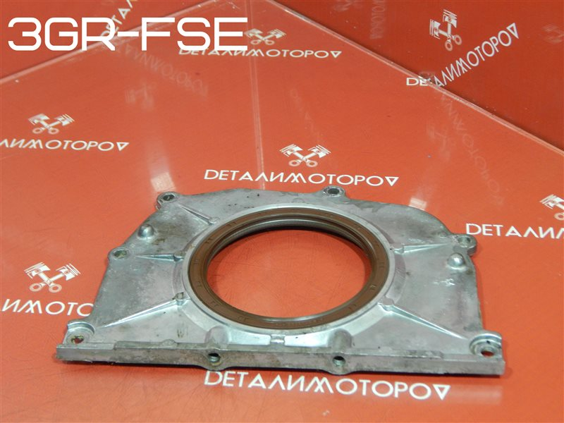Крышка коленвала Toyota Crown DBA-GRS203 3GR-FSE