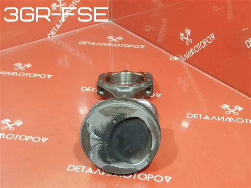 Поршень с шатуном Toyota Crown DBA-GRS203 3GR-FSE
