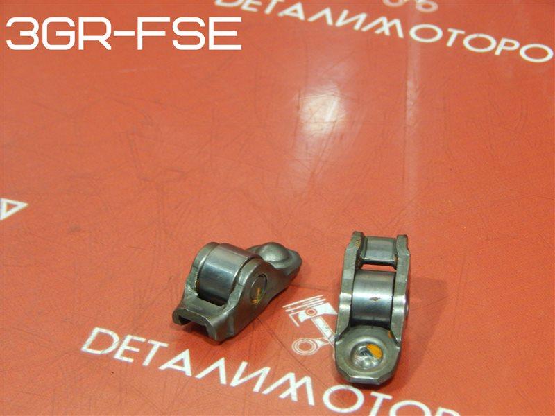 Коромысло клапана Toyota Crown DBA-GRS203 3GR-FSE