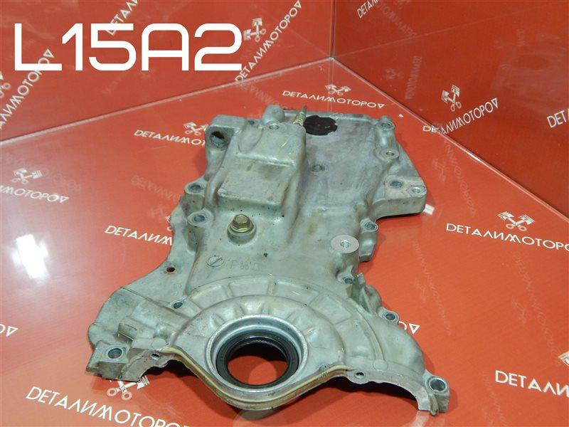 Лобовина двигателя Honda Airwave DBA-GJ1 L15A