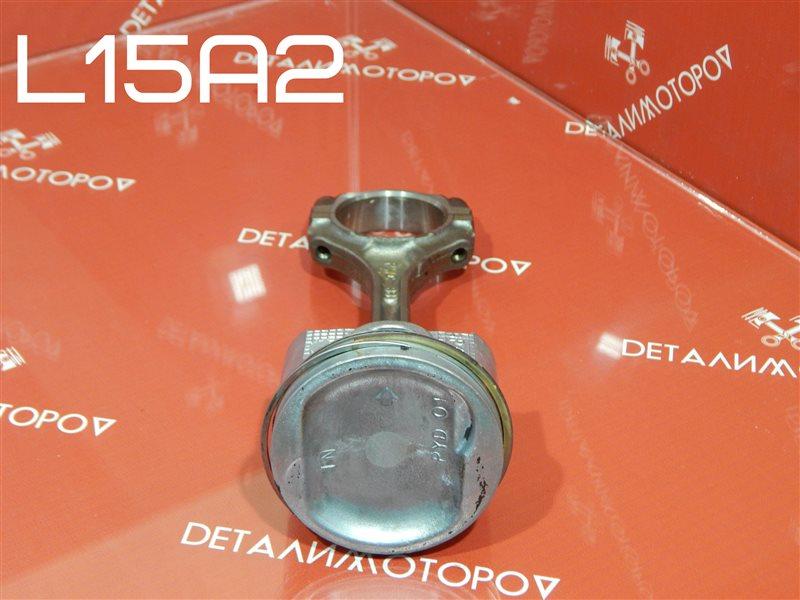 Поршень с шатуном Honda Airwave DBA-GJ1 L15A