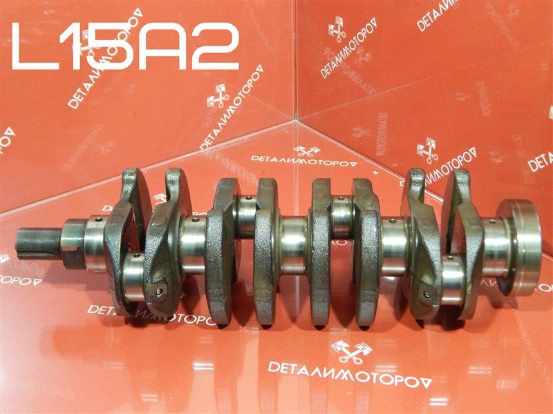 Коленвал Honda Airwave DBA-GJ1 L15A