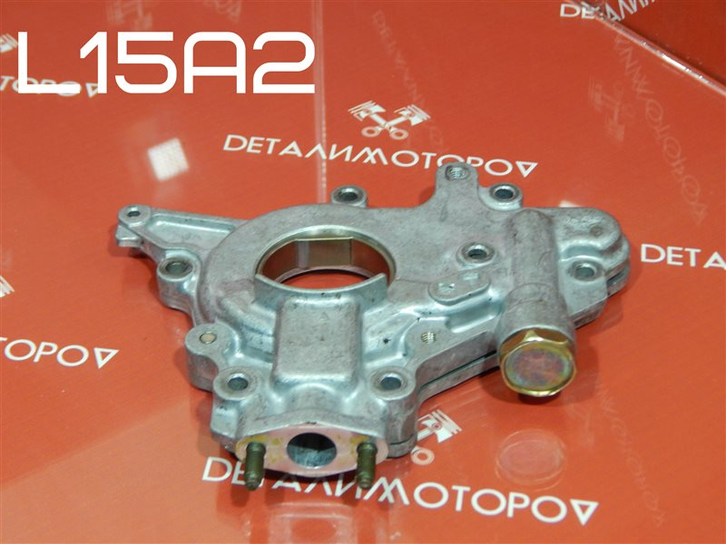 Масляный насос Honda Airwave DBA-GJ1 L15A