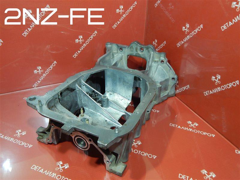 Поддон Toyota Bb CBA-NCP30 2NZ-FE