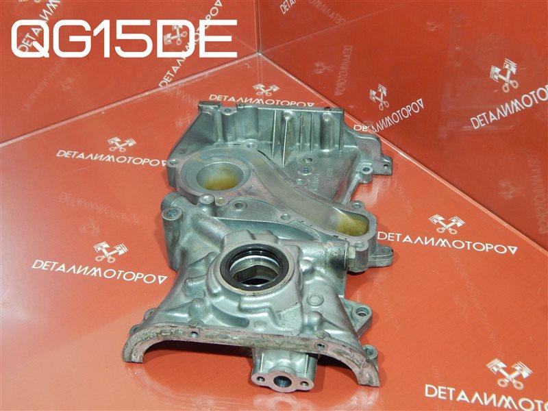 Масляный насос Nissan Almera GJ-VFY11 QG15DE