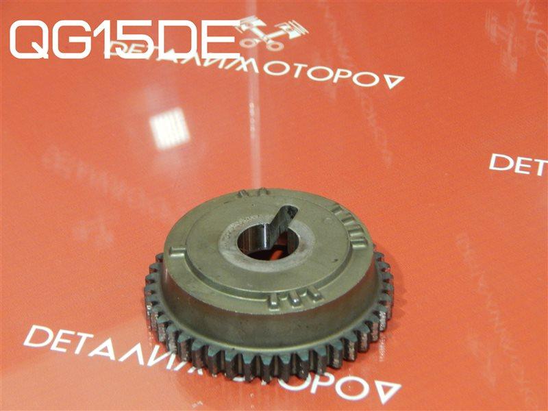 Шестерня распредвала Nissan Almera GJ-VFY11 QG15DE