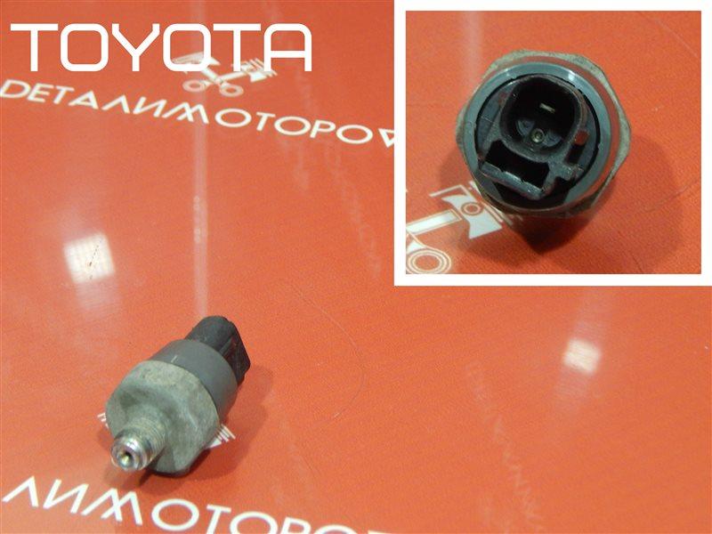 Датчик давления масла Toyota Allex CBA-NZE124 1NZ-FE