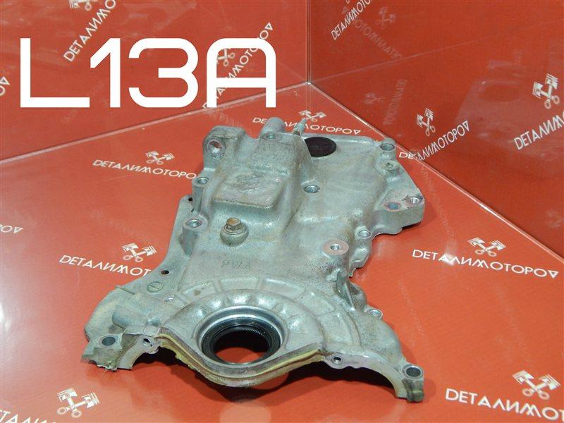 Лобовина двигателя Honda Fit DBA-GE6 L13A