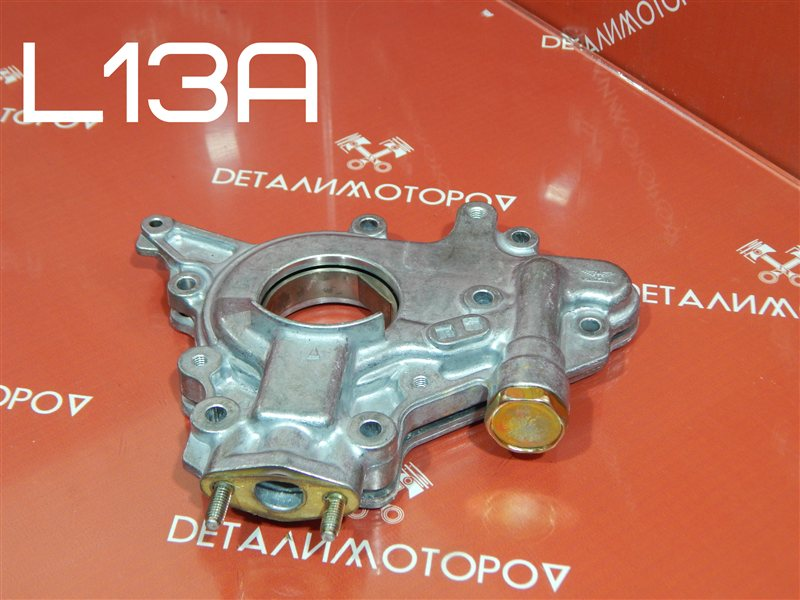 Масляный насос Honda Fit DBA-GE6 L13A