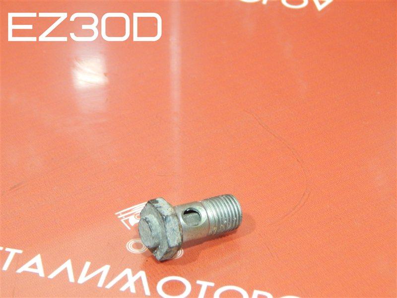 Болт крепления масляной трубки Subaru Legacy LA-BHE EZ30D