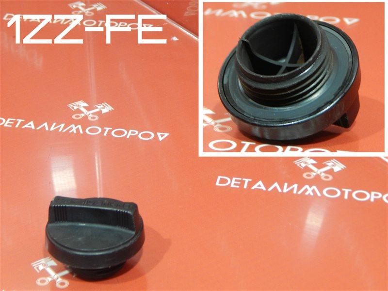 Крышка маслозаливной горловины Toyota Allex ZZE122 1ZZ-FE