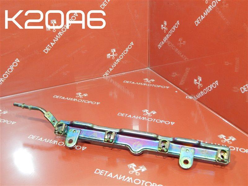 Топливная рейка Honda Accord CL K20A6