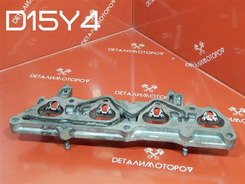 Пластина впускного коллектора Honda Capa E-EF2 D15Y4
