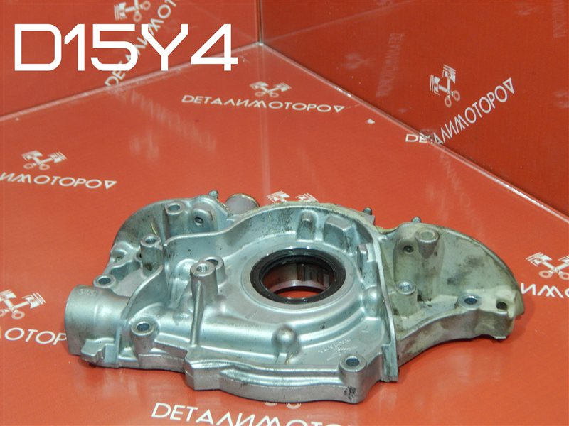 Масляный насос Honda Capa E-EF2 D15Y4
