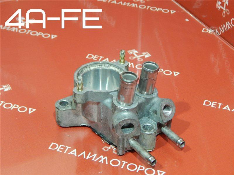 Корпус термостата Toyota Avensis AT220L 4A-FE