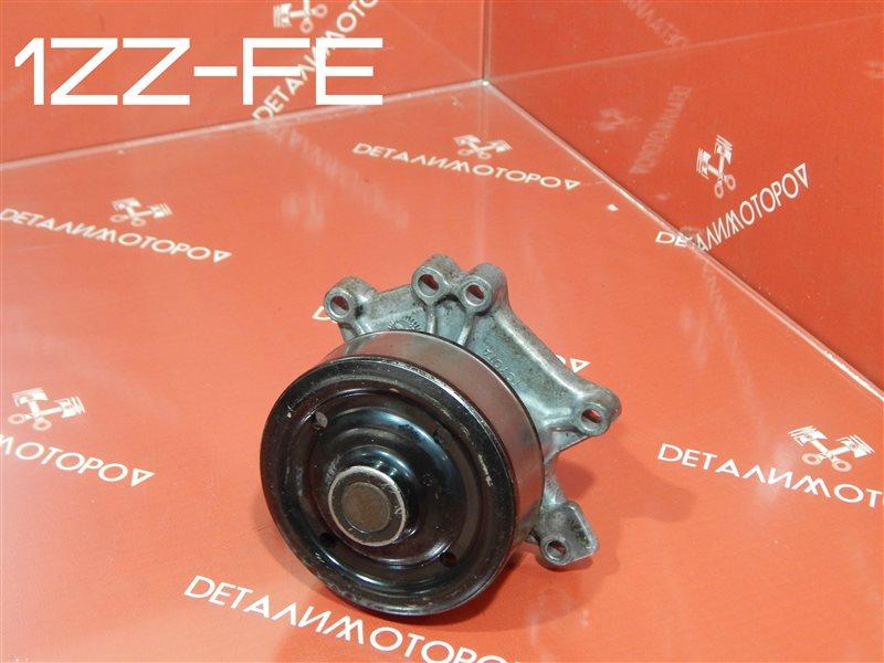 Помпа Toyota Allex ZZE122 1ZZ-FE