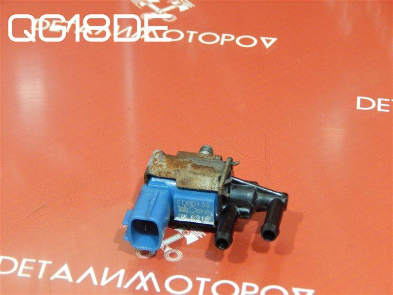 Датчик вакуумный Nissan Ad GK-VHNY11 QG18DE