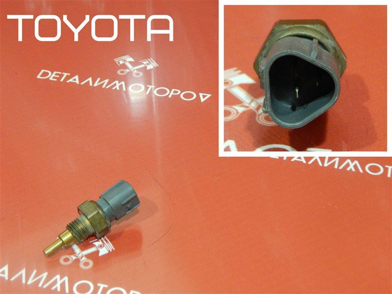 Датчик температуры охлаждающей жидкости Toyota Bb CBA-NCP30 2NZ-FE