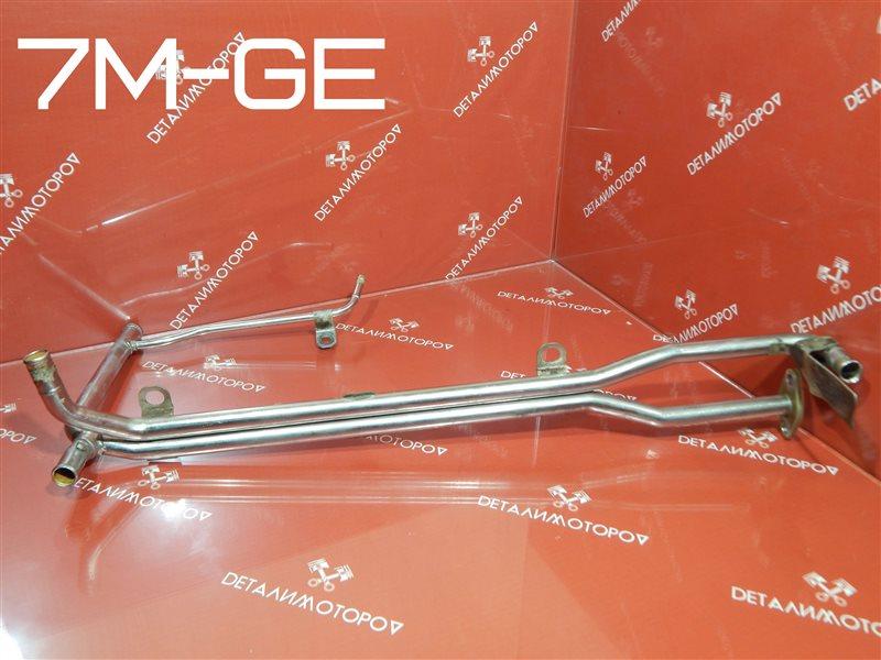 Трубка охлаждающей жидкости Toyota Chaser E-GX81 7M-GE