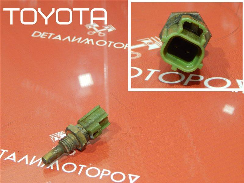Датчик температуры охлаждающей жидкости Toyota Chaser E-GX81 7M-GE