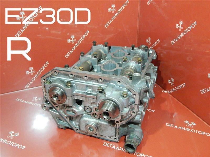 Головка блока цилиндров Subaru Legacy LA-BHE EZ30D
