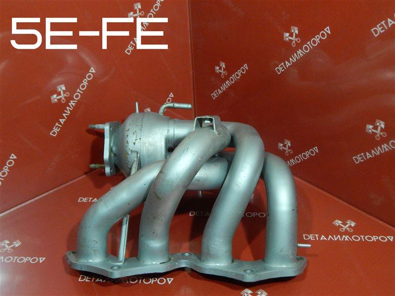 Коллектор впускной Toyota Caldina GG-ET196V 5E-FE