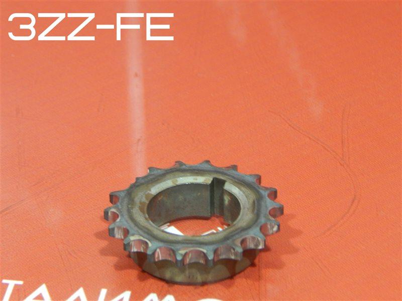 Шестерня коленвала Toyota Avensis ZZT220 3ZZ-FE