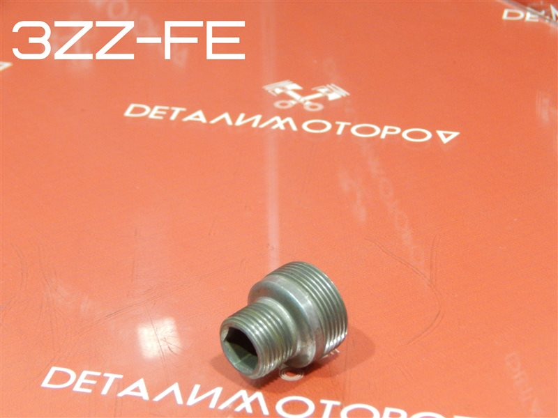 Крепление масляного фильтра Toyota Avensis ZZT220 3ZZ-FE