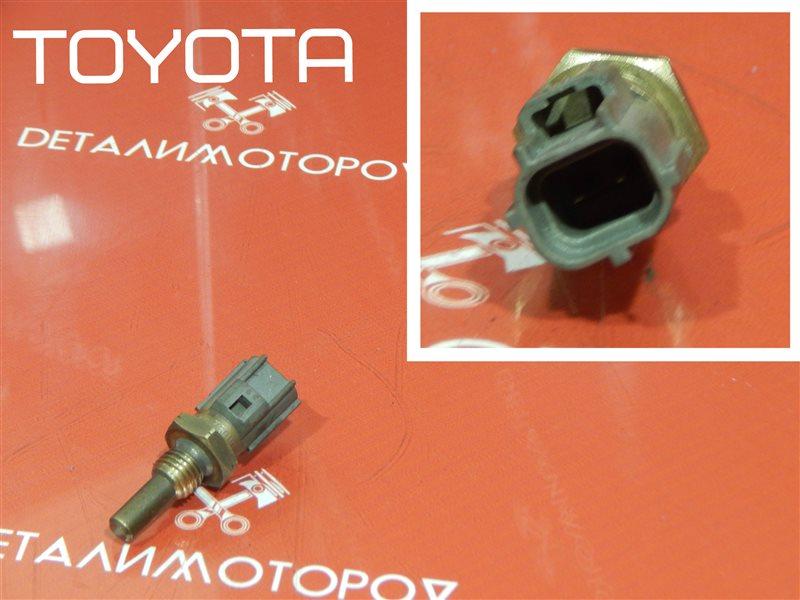 Датчик температуры охлаждающей жидкости Toyota Avensis ZZT220 3ZZ-FE