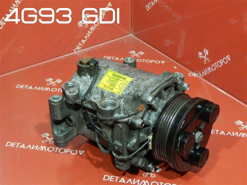 Компрессор кондиционера Mitsubishi Aspire GF-EA1A 4G93