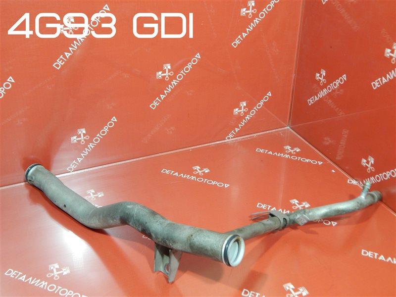 Трубка охлаждающей жидкости Mitsubishi Aspire GF-EA1A 4G93