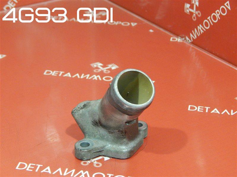 Фланец системы охлаждения Mitsubishi Aspire GF-EA1A 4G93