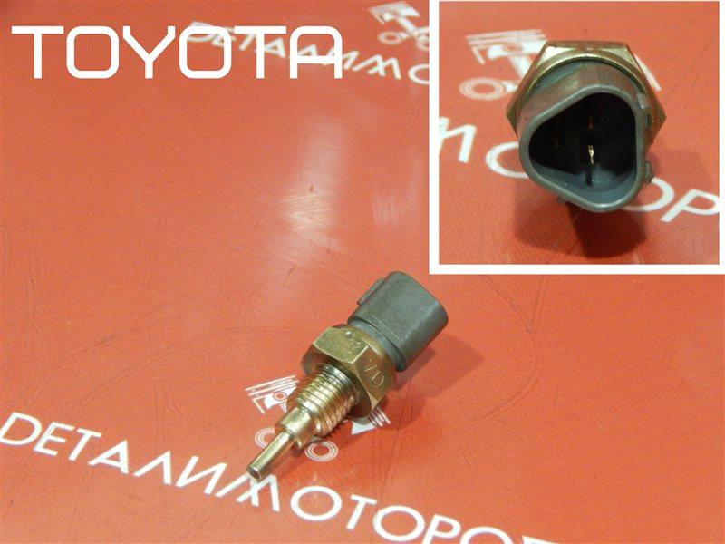 Датчик температуры охлаждающей жидкости Toyota Allex CBA-NZE124 1NZ-FE