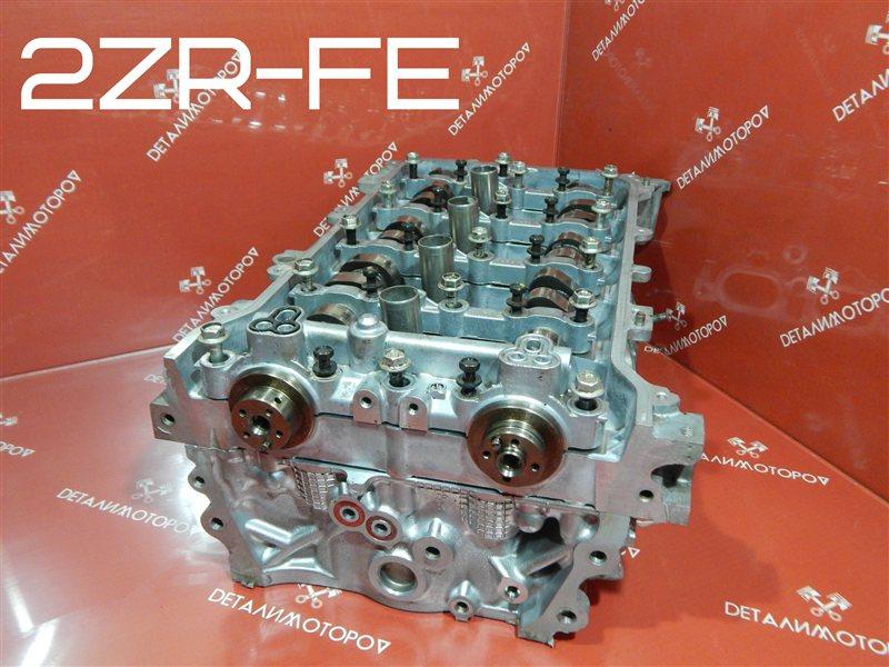 Головка блока цилиндров Toyota Allion DBA-ZRT265 2ZR-FE