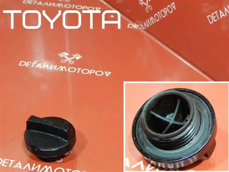 Крышка маслозаливной горловины Toyota Allion DBA-ZRT265 2ZR-FE