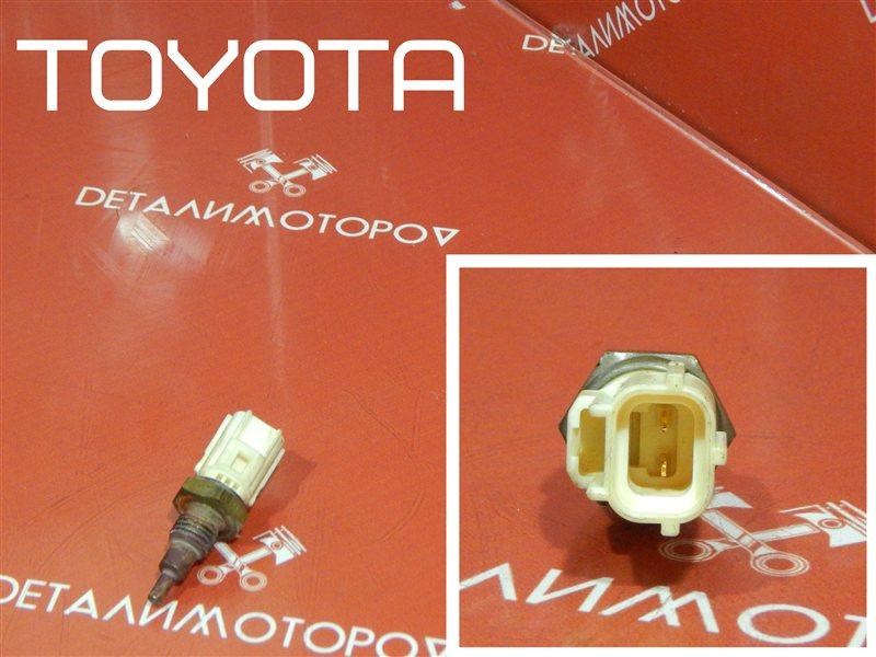 Датчик температуры охлаждающей жидкости Toyota Allion DBA-ZRT265 2ZR-FE