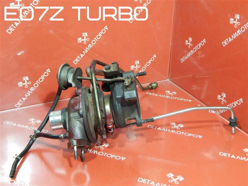 Турбина Honda Acty EBD-HH6 E07Z