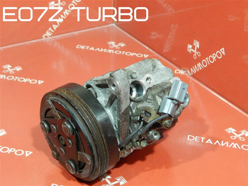 Компрессор кондиционера Honda Acty EBD-HH6 E07Z