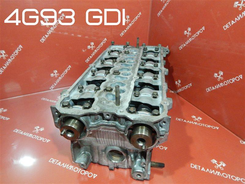 Головка блока цилиндров Mitsubishi Aspire GF-EA1A 4G93