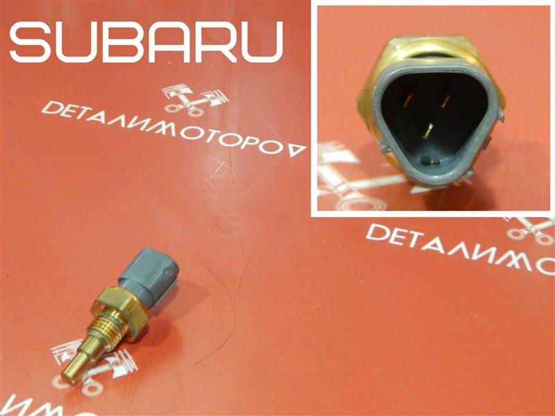 Датчик температуры охлаждающей жидкости Subaru Forester SF5 EJ202