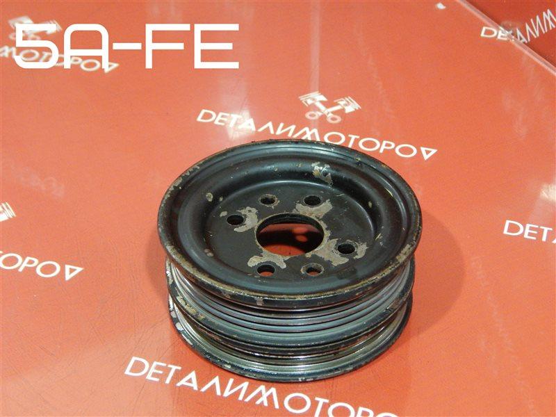 Шкив помпы Toyota Carina GF-AT212 5A-FE
