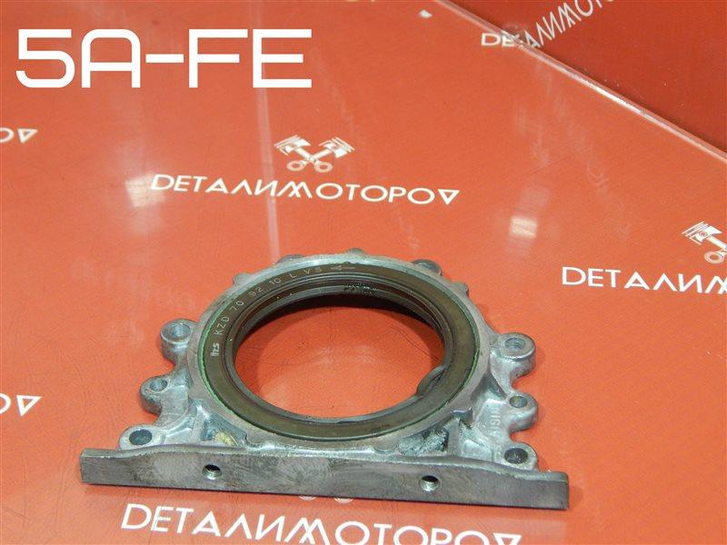 Крышка коленвала Toyota Carina GF-AT212 5A-FE