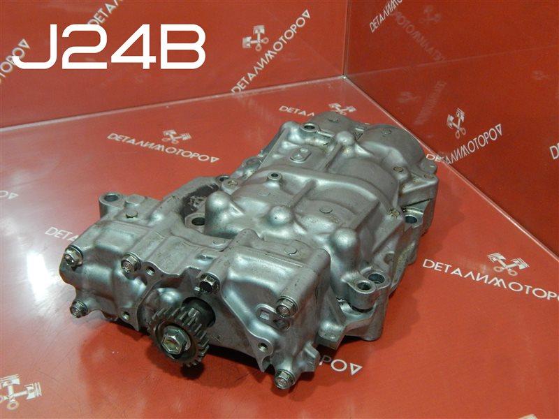 Масляный насос Suzuki Escudo CBA-TDA4W J24B