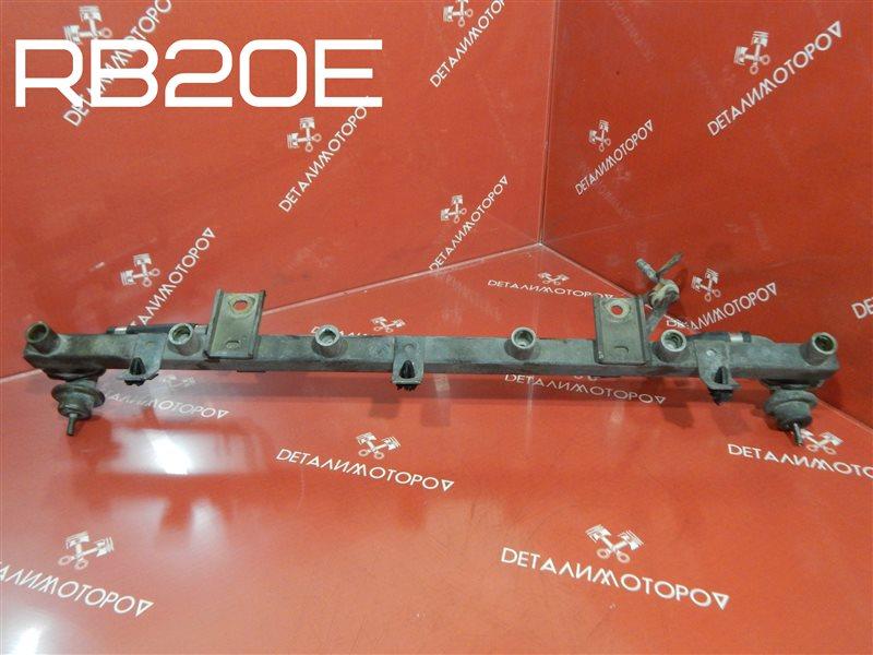 Регулятор давления топлива Nissan Cefiro E-LA31 RB20E