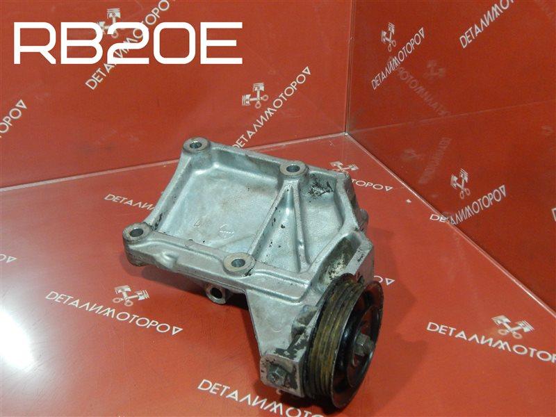 Крепление компрессора кондиционера Nissan Cefiro E-LA31 RB20E